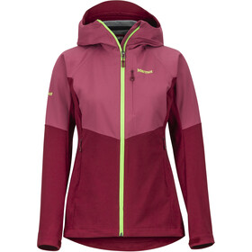 Marmot ROM Jacket Women claret/dry rose